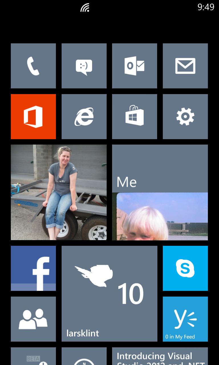 windows phone 8  show me your live tiles  part 1