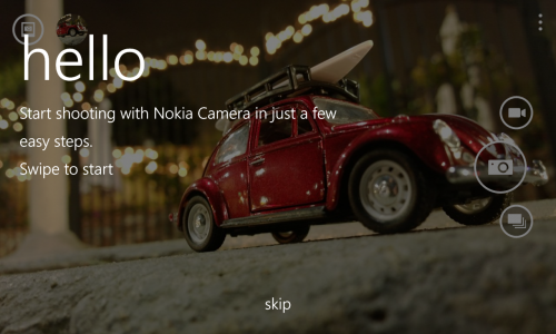 Nokia Camera Wizard