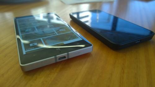 Lumia 935 and Lumia 635