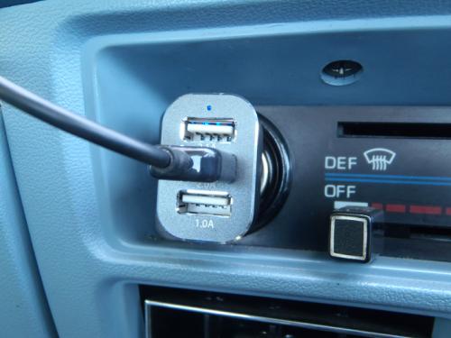 12V USB